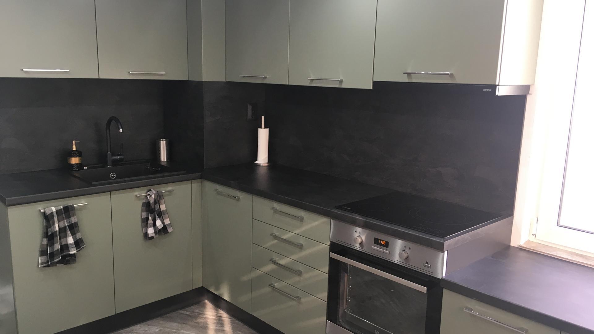 Кухня по проект: Пастел Мат А§А
