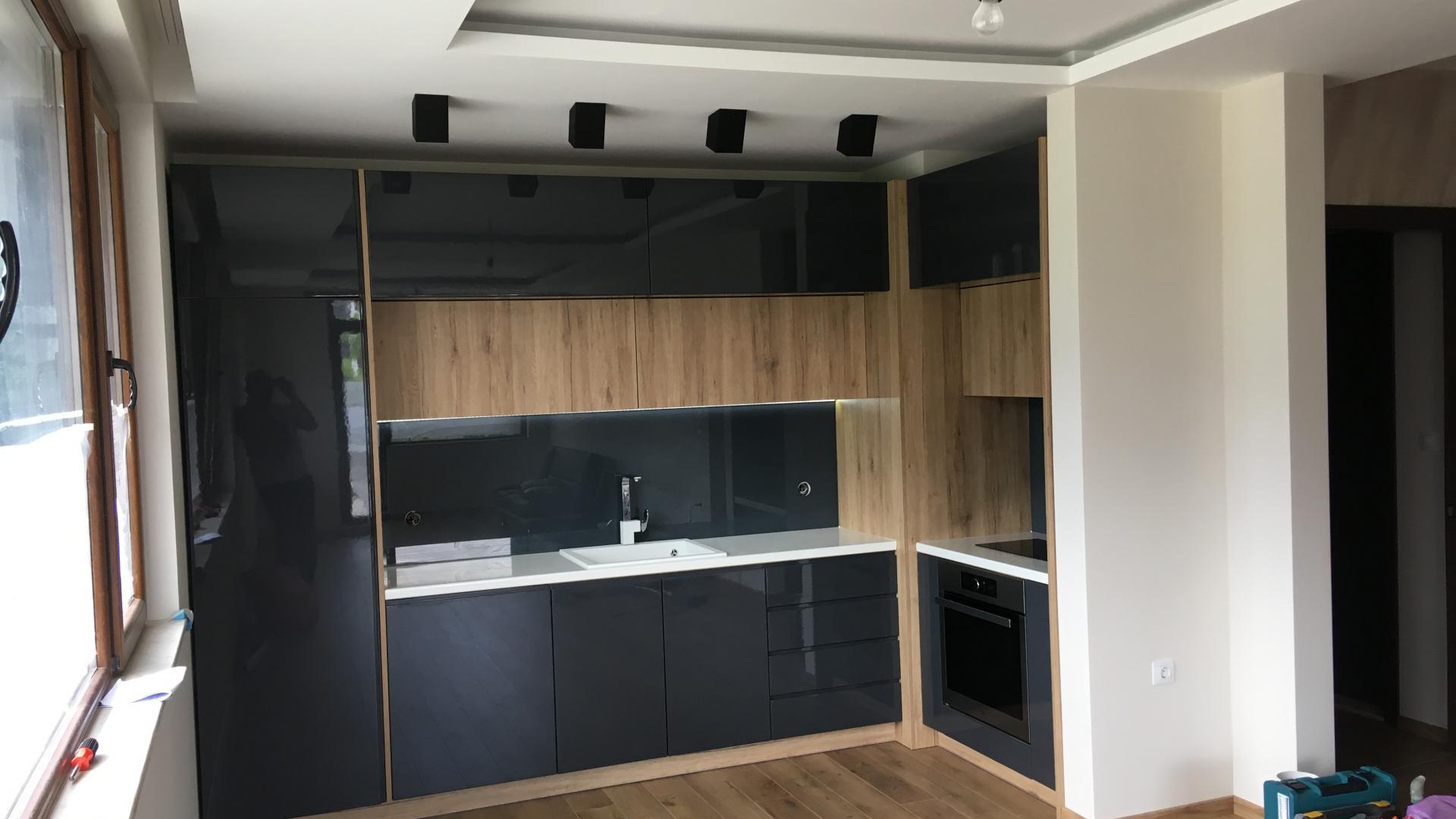 кухня по проект KN