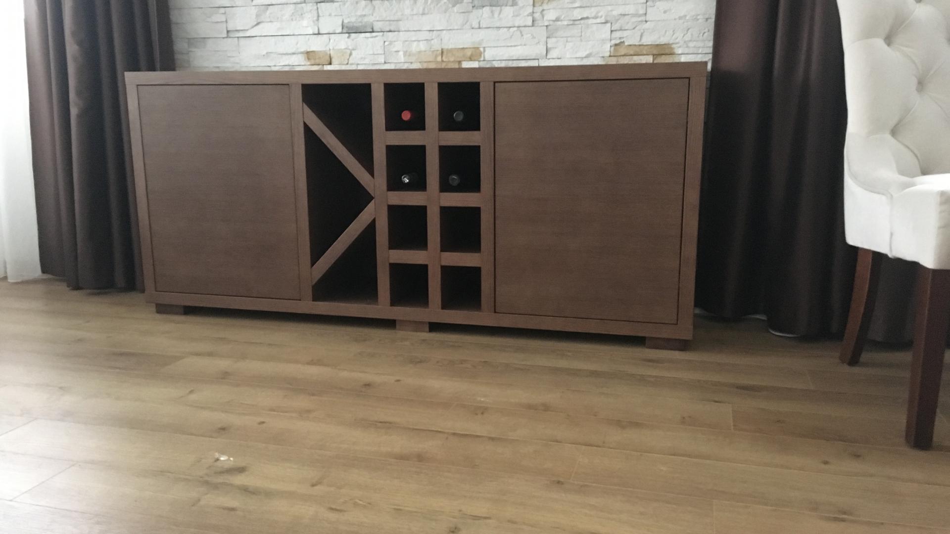 TV шкаф KN