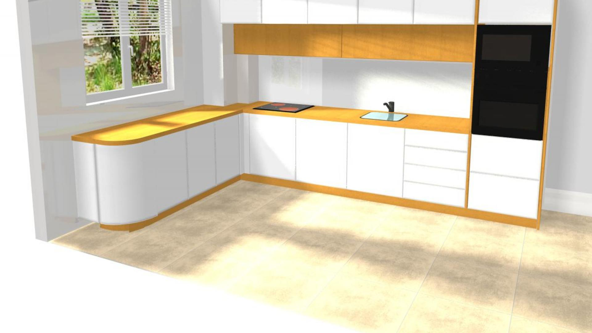 Kухня по проект Кitchen G&D