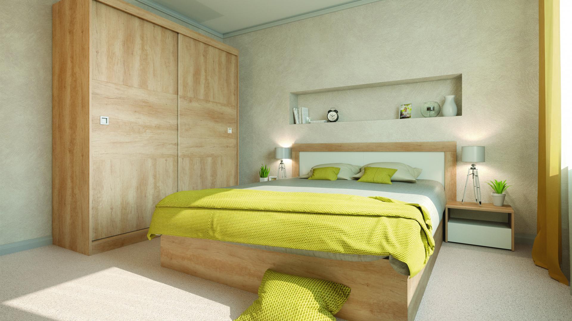 Спалня легло Самба