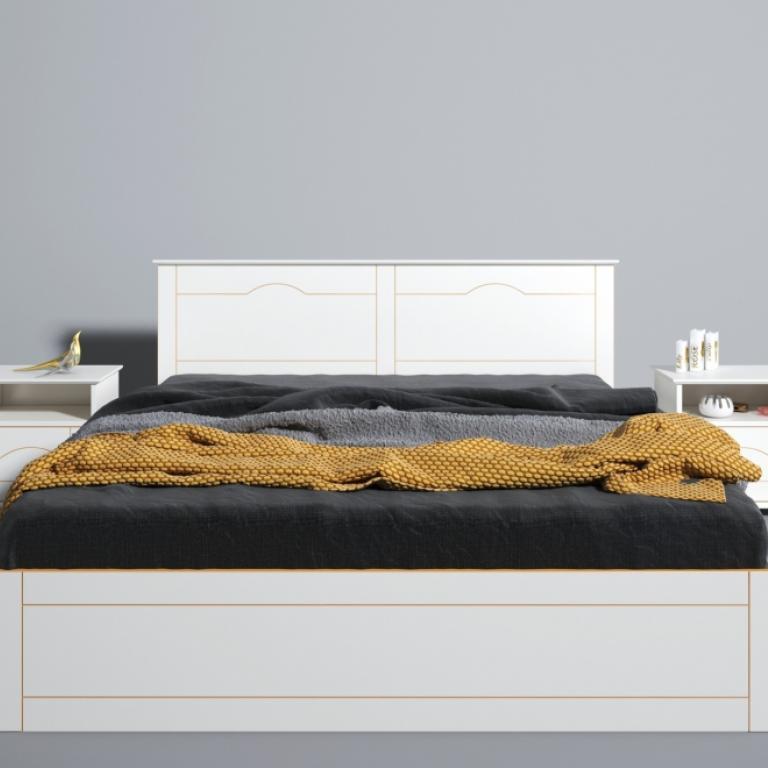 """Модулна система спалня легло """"Аврора Голд"""""""
