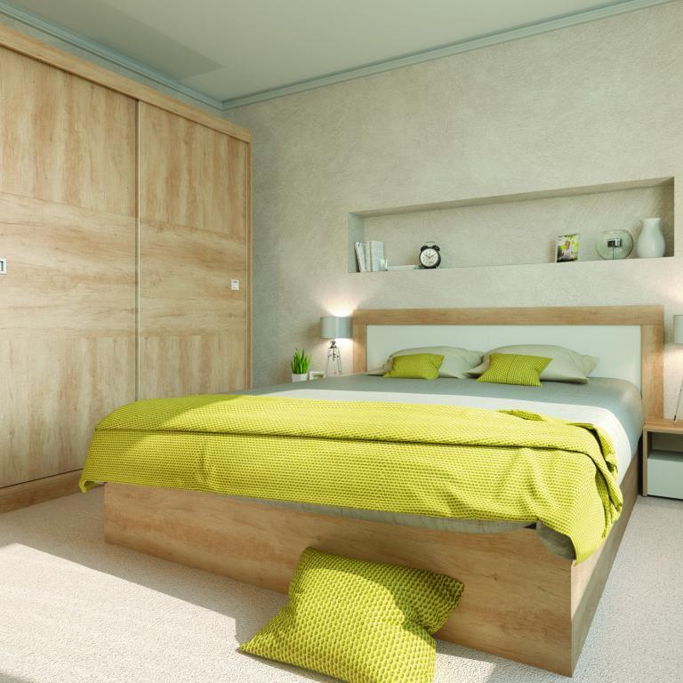 Спален комплект Самба